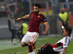 AS Roma v Bayer 04 Leverkusen - UEFA Champions League